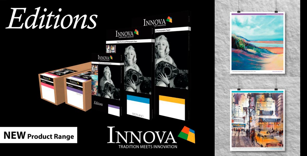 New Innova Editions Range