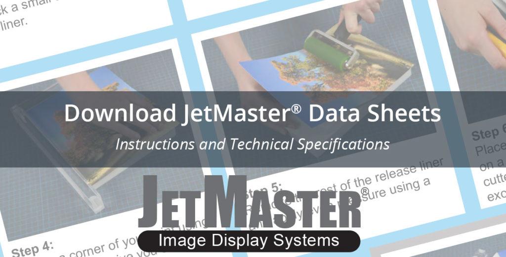 Download JetMaster Data Sheets